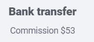 iq banköverföring
