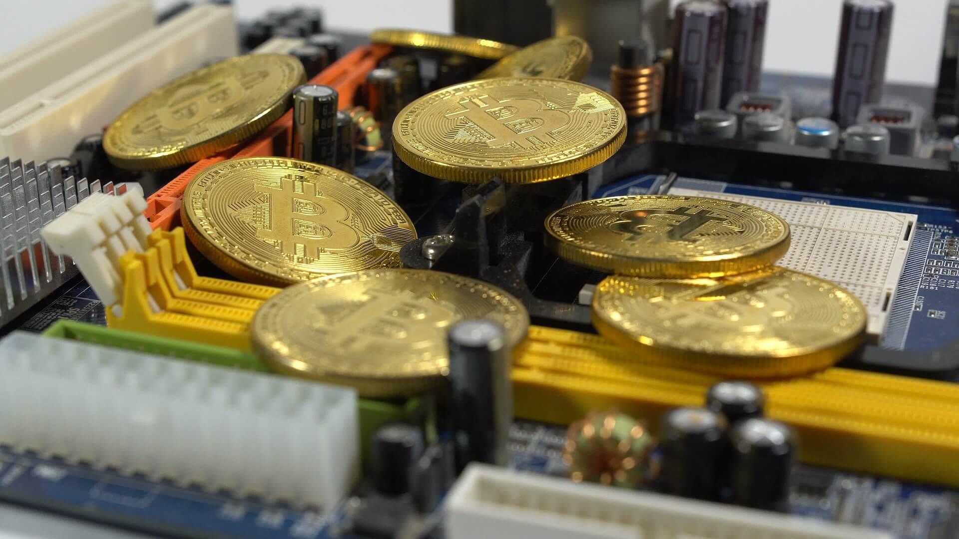 Bitcoin-rigg