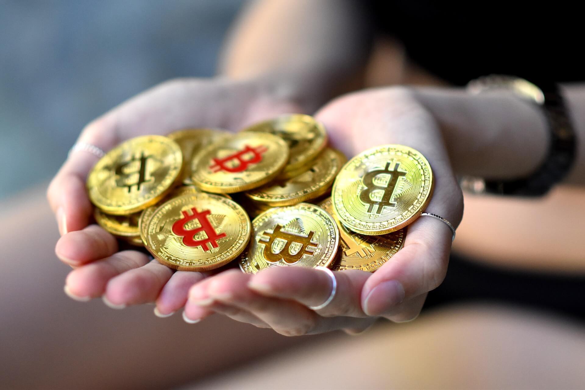 Bitcoin händer