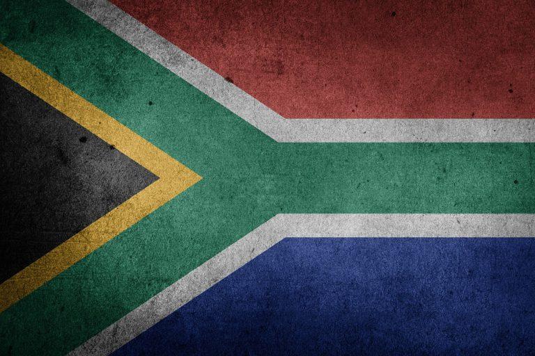 Sydrafrika flagga