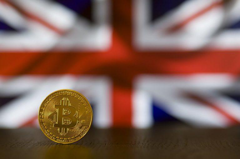 Bitcoin Storbritannien