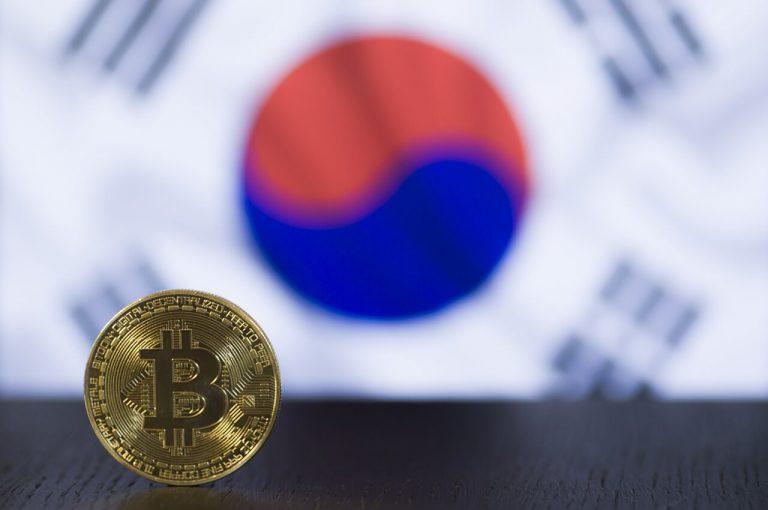 Sydkorea kryptovalutor