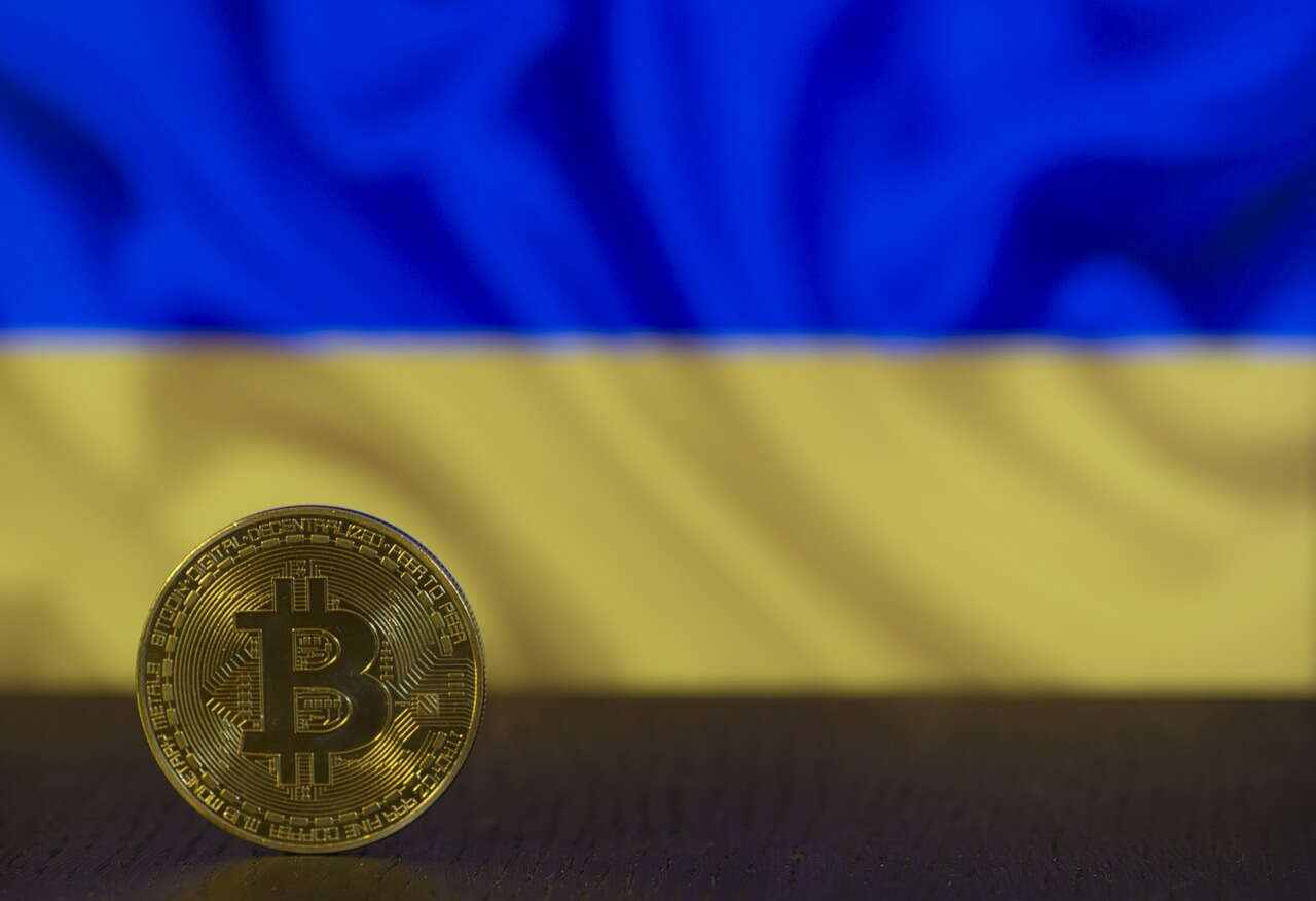 Ukraina kryptovalutor